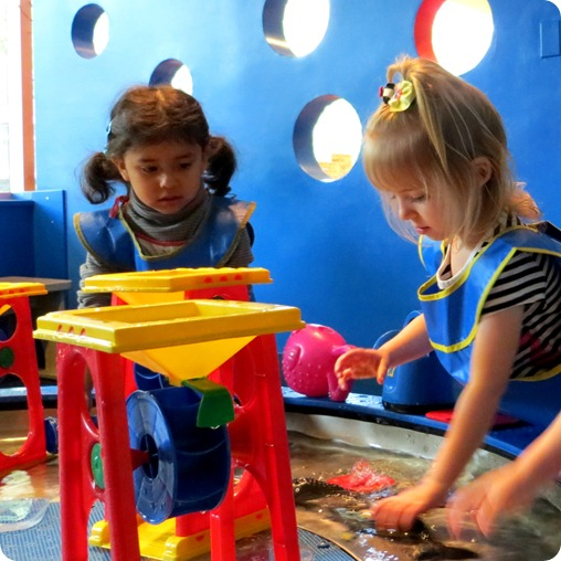 The Brooklyn Children's Museum
