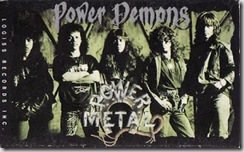 Power Metal - Power Demons