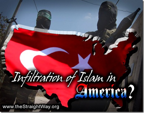 Islam Infiltrates USA