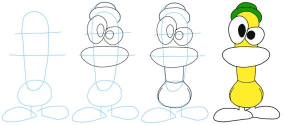 Dibujos Animados de Para Dibujar Dibujos Para Dibujar Faciles