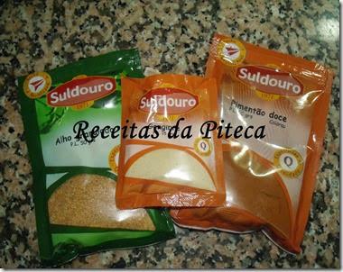 Batatas crocantes com especiarias-parceria