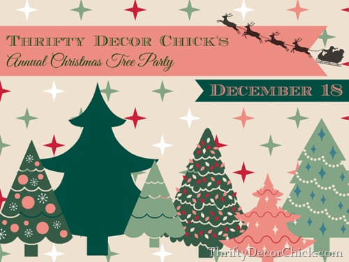 Thrifty Decor Chick Christmas party