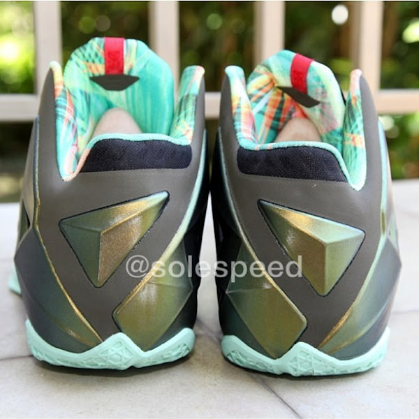 First Detailed Look at Upcoming Nike LeBron XI