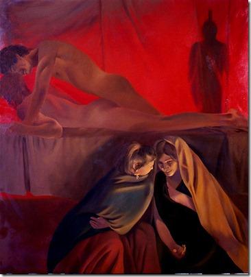 Achilles and Patroclus - Andre Durant