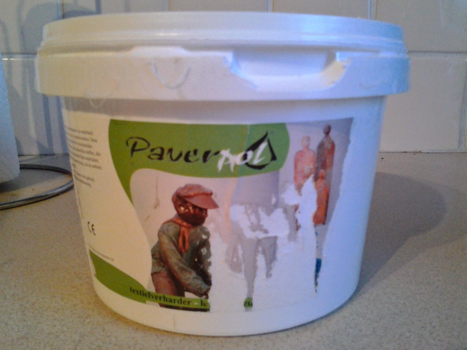 Make Own Paint Hardener
