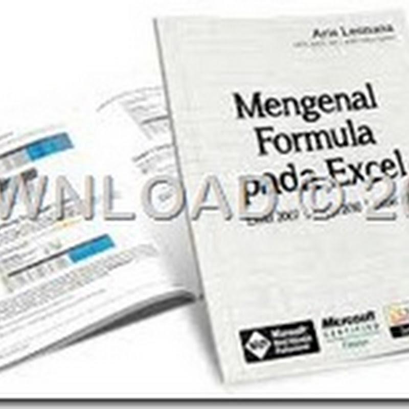 12 Kategori Fungsi dan Formula Excel 2013