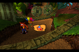 crash bandicoot 2 - cortex strikes back - psx