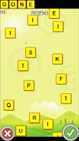 Screenshot of Falling Words Drop Challenge