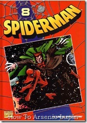 P00009 - Coleccionable Spiderman #8 (de 50)