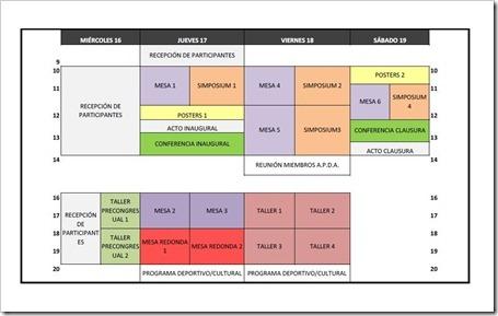 XIII Congreso Psicología de la Actividad Física y el Deporte en Sevilla, 17-19 noviembre de 2011 PROGRAMA