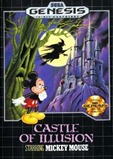Castle_of_illusion_Mickey cover