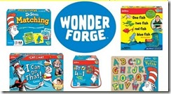 Wonder forge Seuss Games