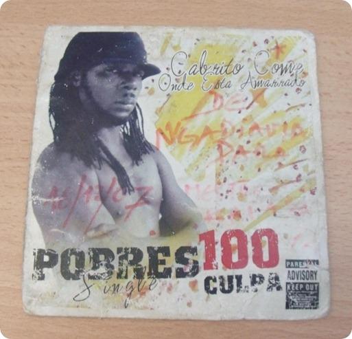 Pobres 100 Culpa – Single Cabrito Come Onde Está Amarrado (2007)