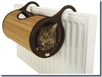 Bamboo Radiator Pet Bed
