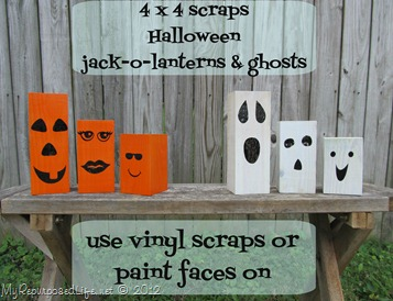 easy Halloween projects