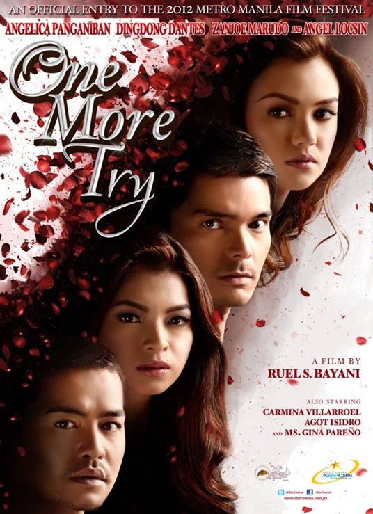 One More Try Official Poster