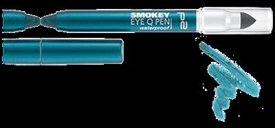 smokey eye Q pen_mitSwatch