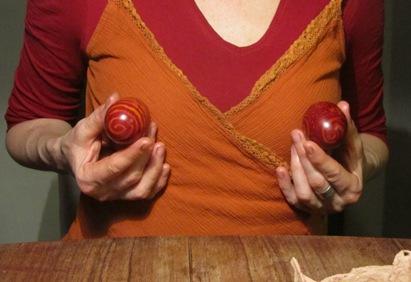 Eier als Fruchtbarkeitssymbol