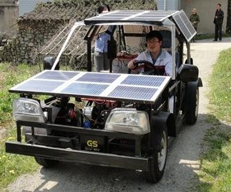 coche-funciona-con-paneles-solares