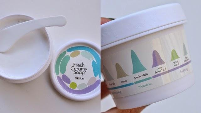 Vella Fresh Creamy Soap