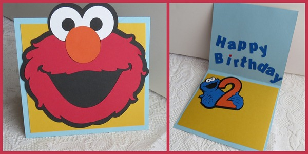 Elmo-Cricut-Birthday-Card