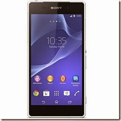 Indiatimes: buy Sony Xperia Z2 Mobile at Rs. 39999