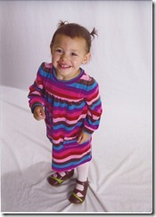 Sabrina Rose Michalek age2
