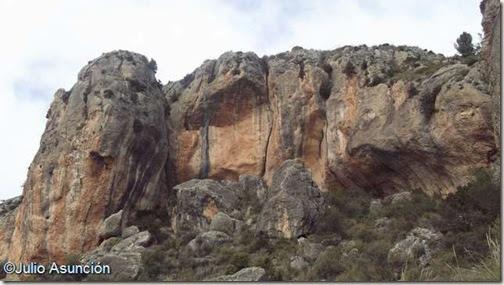 Abrigo de El Fontanal - Onil