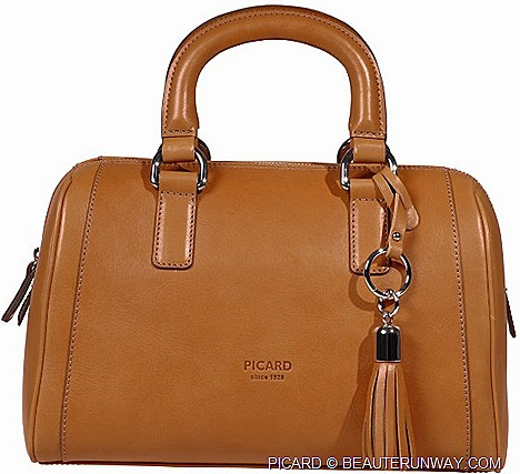 PICARD SPRING SUMMER 2012 WOMEN MENS LEATHER BAGS Virginia handbags, totes sling clutch accessories, wallet card holder travel