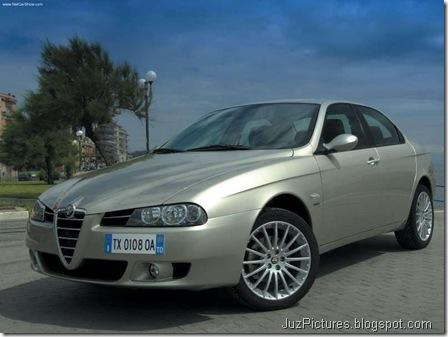 Alfa Romeo 156 2.4 JTD2