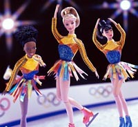 Barbie Olympic Star Skaters (2002)