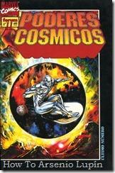 P00061 - Silver Surfer -  -  - Poderes Cosmicos v3 #100