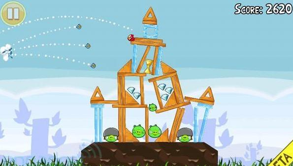 Descargar Angry Birds para celulares gratis
