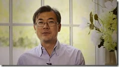 Joon Yun, benefactor of the prize. Screenshot: YouTube/Palo Alto Prize