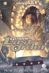 P00005 - Gunnm Last Order Tomo #5