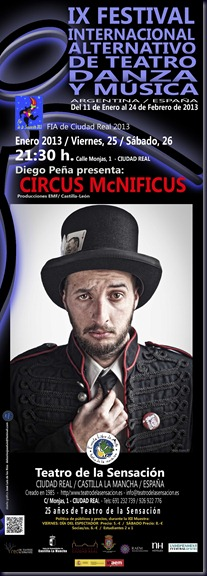 CIRCUS MACNIFICUS