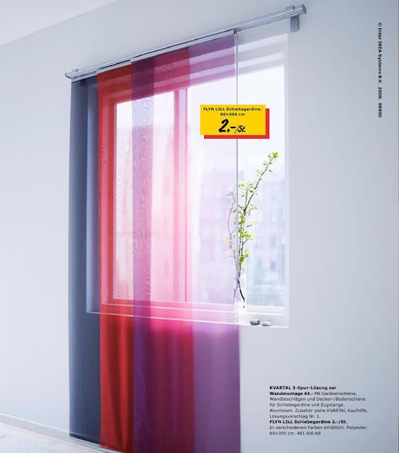 gardinen und schiebegardinen von ikea vorhang auf f r neue lichtspiele dekomilch. Black Bedroom Furniture Sets. Home Design Ideas