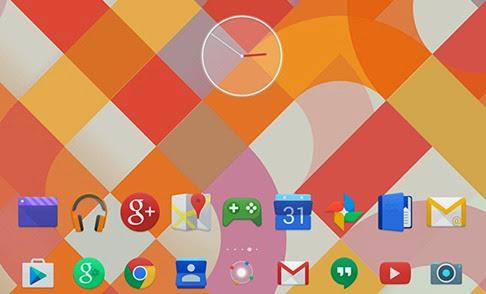Moonshine, descarga el tema visual de Android L en tu dispositivo móvil