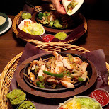 fajitas at Fox & Fiddle are AMAZING in Toronto, Ontario, Canada