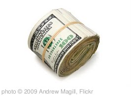 'Money' photo (c) 2009, Andrew Magill - license: http://creativecommons.org/licenses/by/2.0/