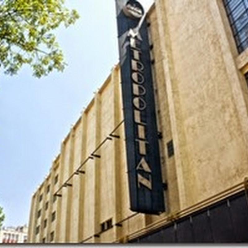 Teatro Metropolitan Mexico DF: Cartelera de conciertos