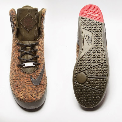 nike lebron 11 nsw sportswear lifestyle dark loden 1 03 Nike LeBron XI NSW Lifestyle Beast Available Now in Europe