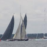J Class Solent Regatta 2012