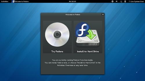 Fedora 18 Beta