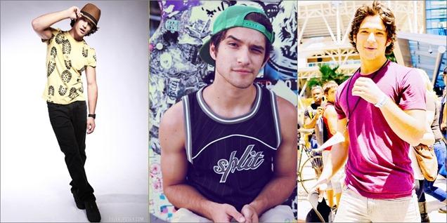 Tyler Posey (Teen Wolf)