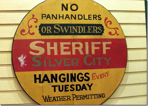 Hangings-sign-panhandlers-swindlers
