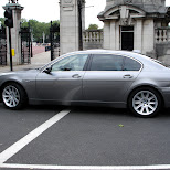 sexy BMW 7-series in london in London, London City of, United Kingdom