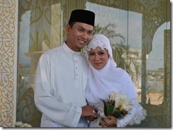Gambar sekitar perkahwinan Saiful Bukhari dan Nik Suryani 3