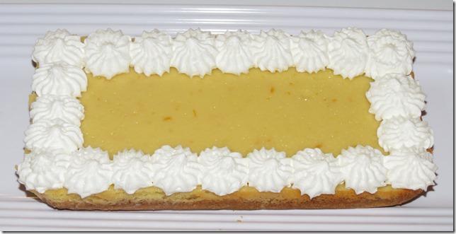 Meyer Lemon Buttermilk Pie with Nilla Wafer Crust