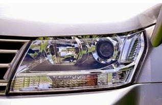 escudo land breeze LED